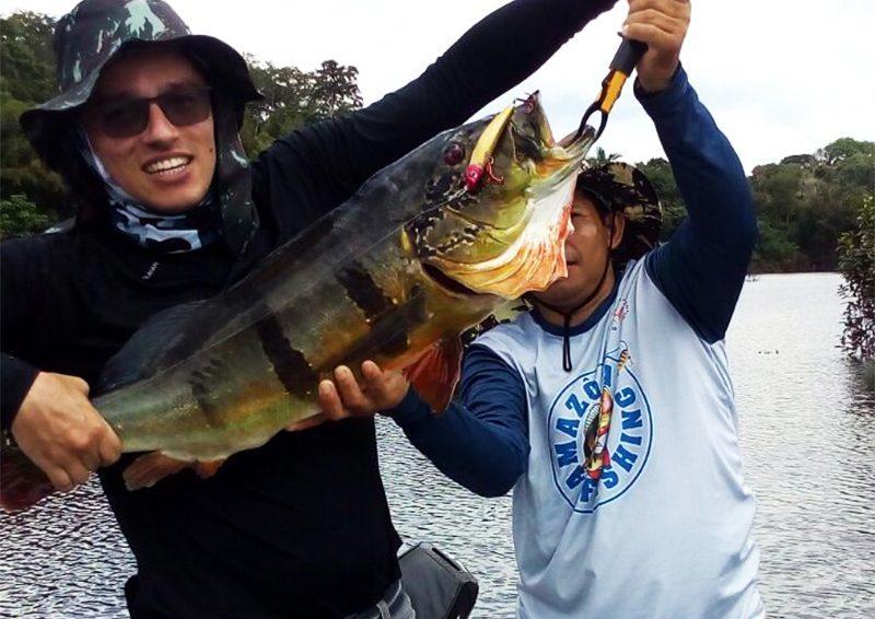 Amazônia Fishing Eco-tourism – October 2017