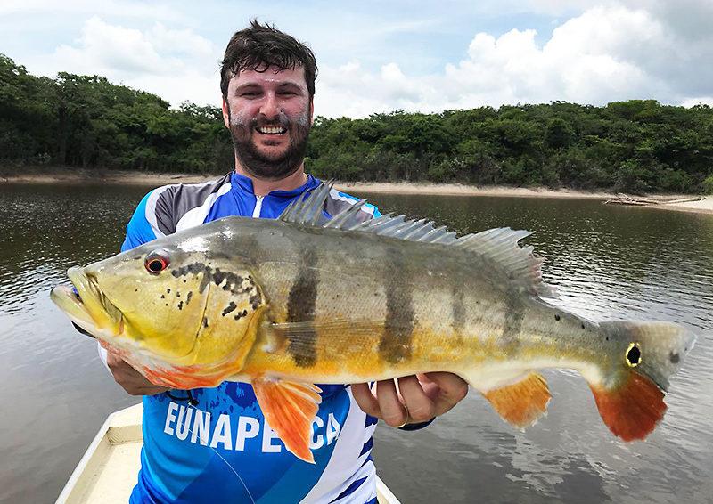 River Jauaperi Fishing – November – Part I