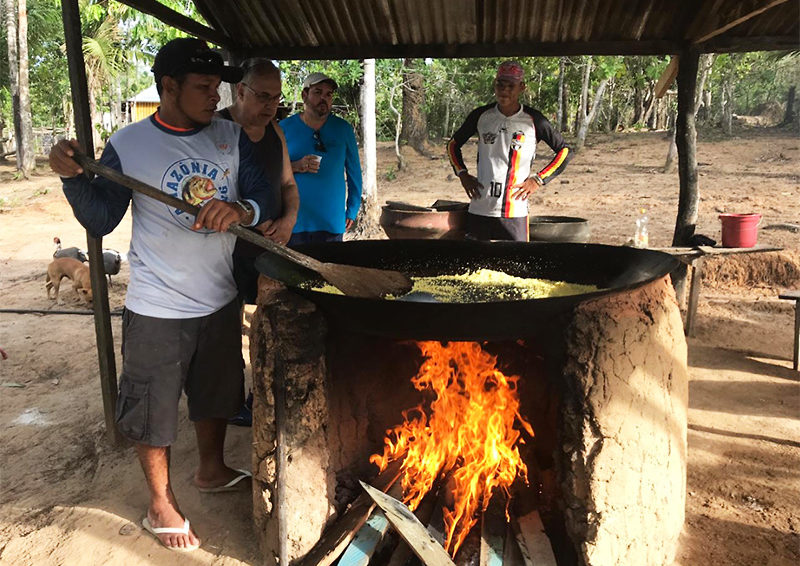 Ecotour – Amazon Region – December 2018