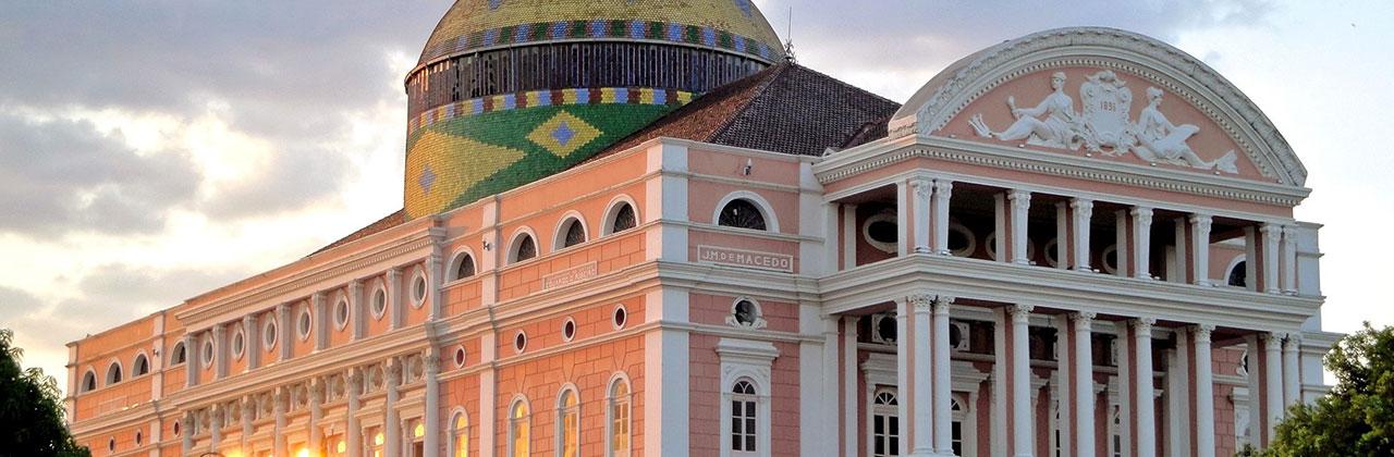 Amazonas Theater.